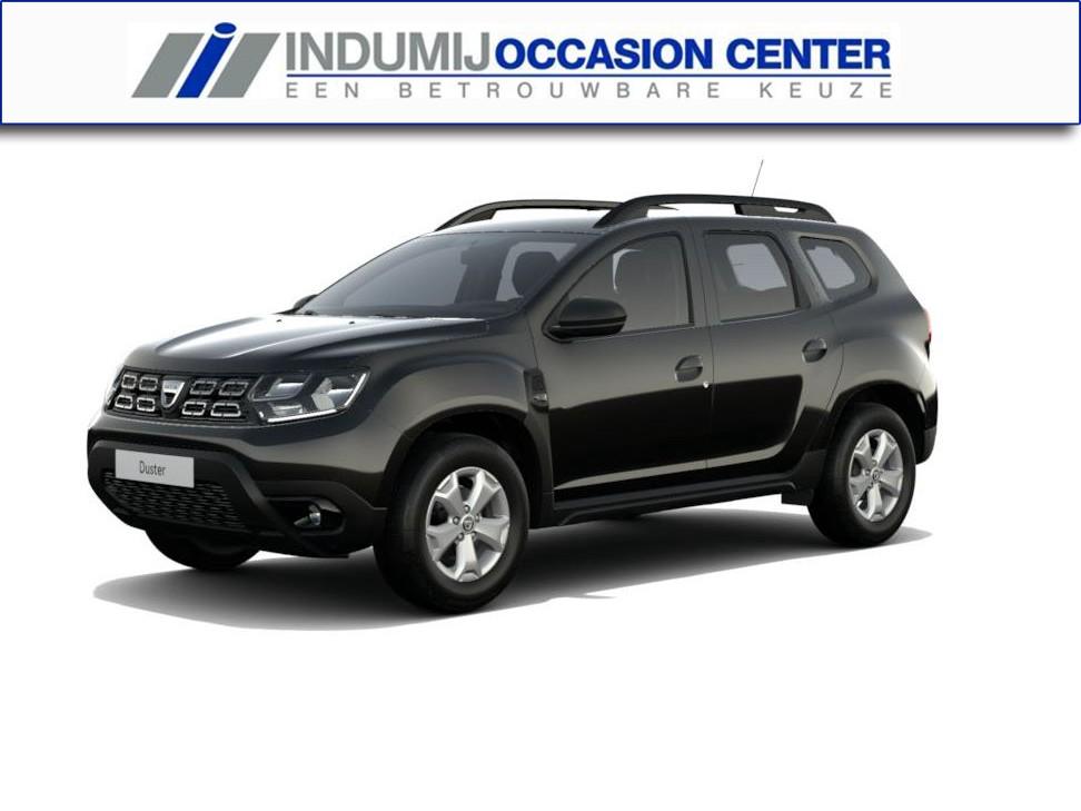 Dacia Duster Tce 100 bi-fuel comfort / airco / bluetooth / stoer uiterlijk