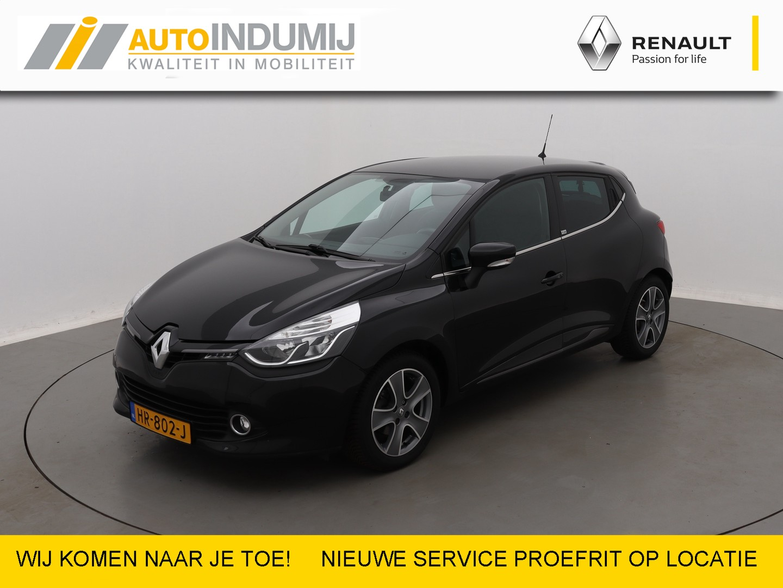 Renault Clio Tce 90 eco night&day  / lederen bekleding + stoelverwarming / r-link navigatie / camera