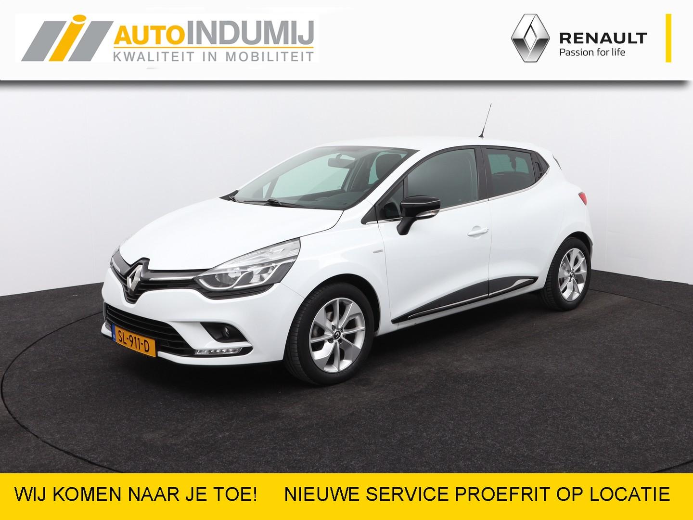 Renault Clio Tce 90 limited  / navigatie / parkeersensoren / el.ramen / sleutelkaart
