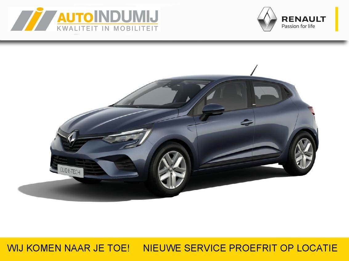 Renault Clio Hybrid 140 business zen  / metaalkleur / navi / parkeersensoren achter / airco