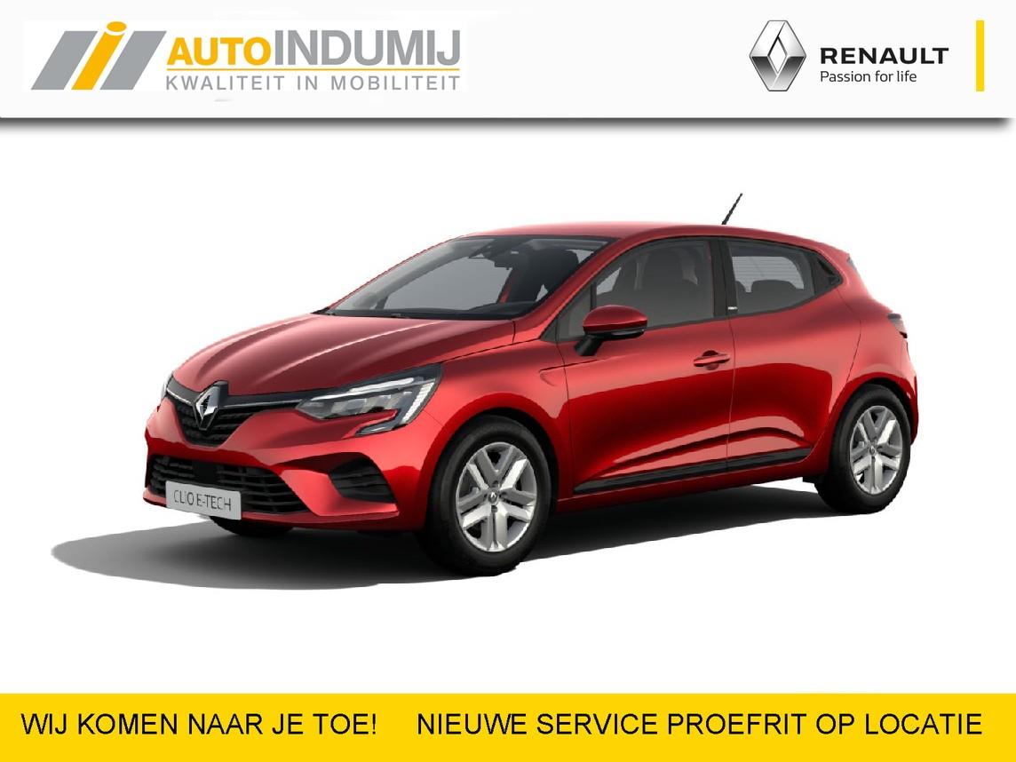 Renault Clio Hybrid 140 business zen / metaalkleur / navi / airco / parkeersensoren achter
