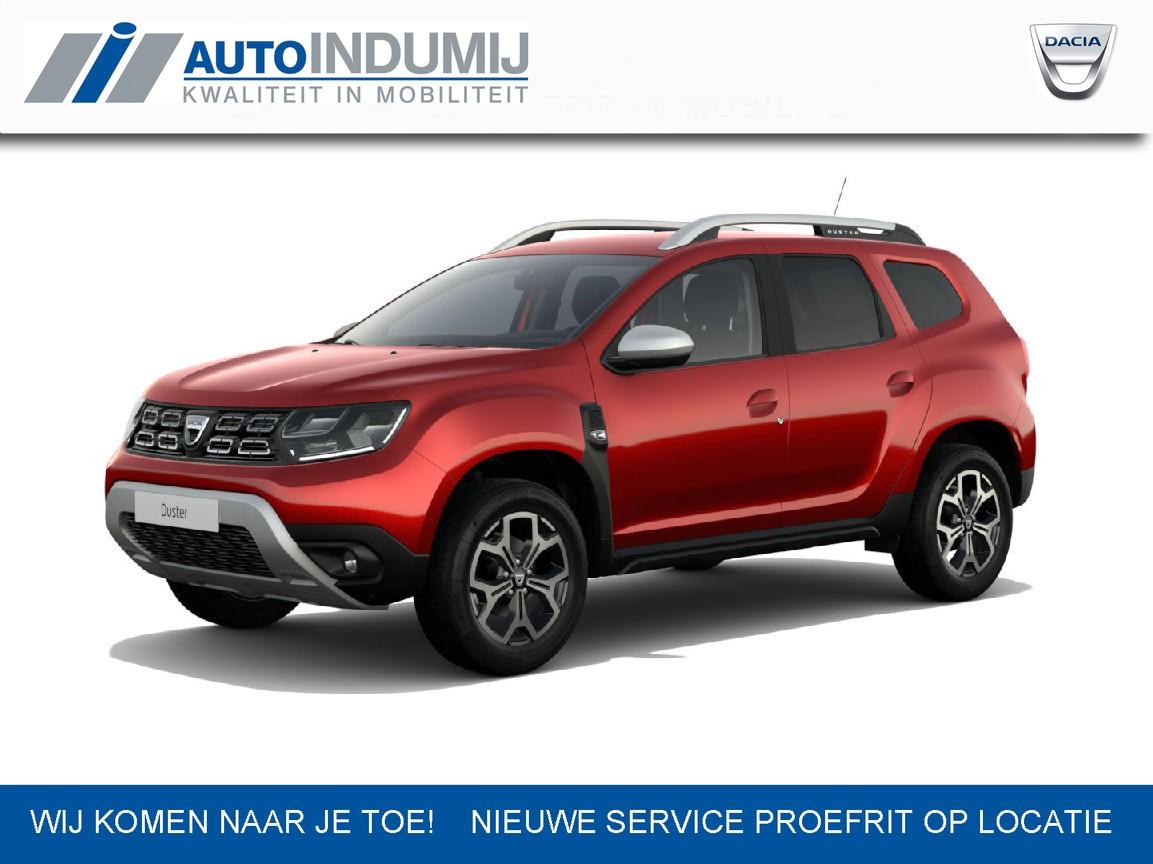 Dacia Duster Tce 150 prestige  / climat control / navi / metallic / parkeersensoren + camera