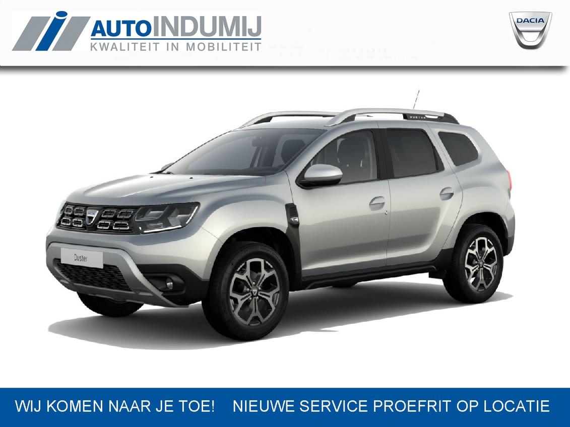 Dacia Duster Tce 90 gpf prestige  / metallic / navi / parkeersensoren + camera / res.wiel