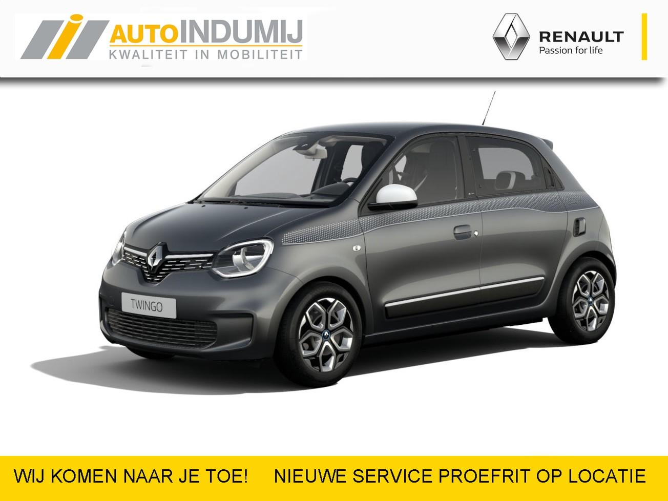 Renault Twingo Electric r80 collection  / koopaccu / pack look interieur noir / exterieur blanc / apple car play en android connect