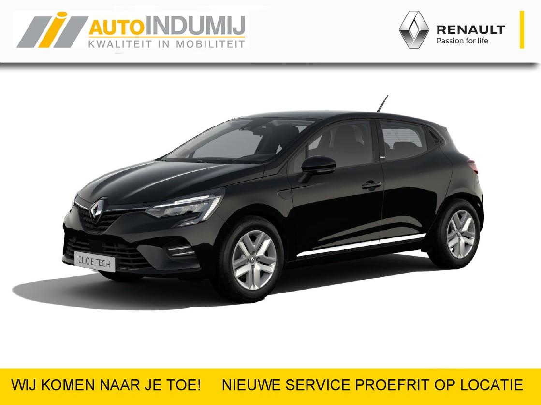 Renault Clio Hybrid 140 business zen  / zakelijk aantrekkelijk i.v.m. lage bijtelling / sportief / compleet