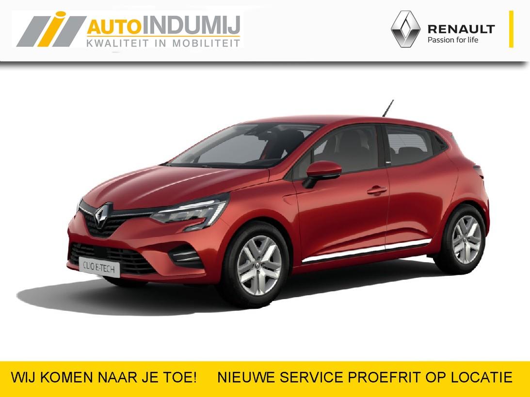 Renault Clio Hybrid 140 business zen  / lage bijtelling / complete uitrusting / stoer / volwassen