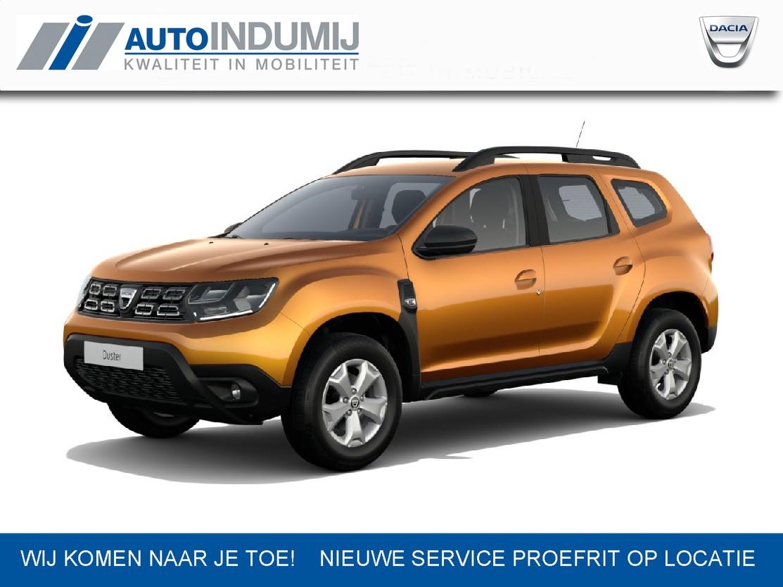 Dacia Duster Tce 100 bi-fuel comfort met 2 jaar extra garantie tot max. 100.000 km  / zuinig rijden op lpg / stoer / value for money / indumij voorraad