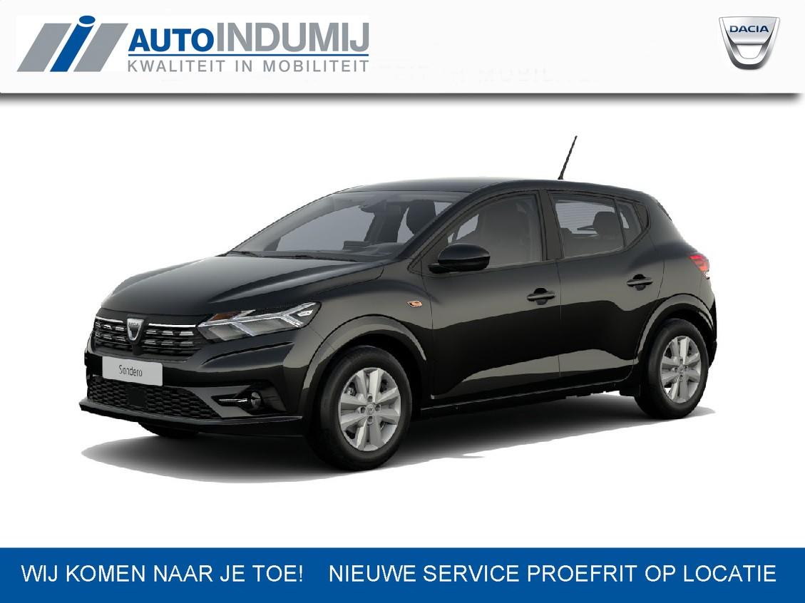 Dacia Sandero Tce 90 comfort  / nieuw model / goed en goedkoop / uit voorraad bij indumij