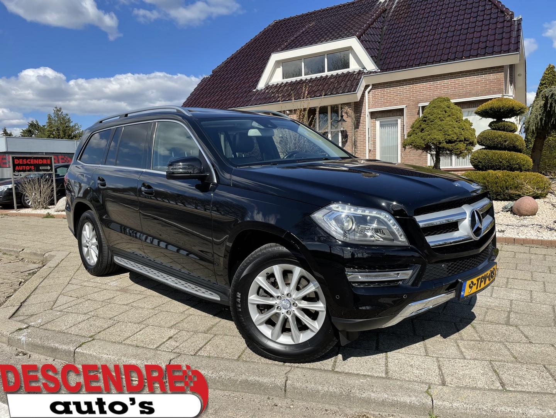 Mercedes-benz Gl-klasse 350 bluetec 4-matic 7 pers.