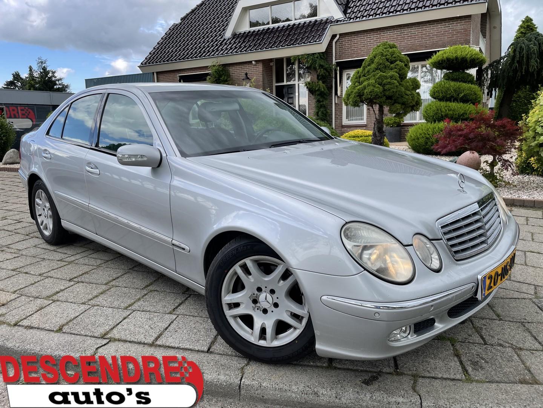 Mercedes-benz E-klasse 270 cdi elegance