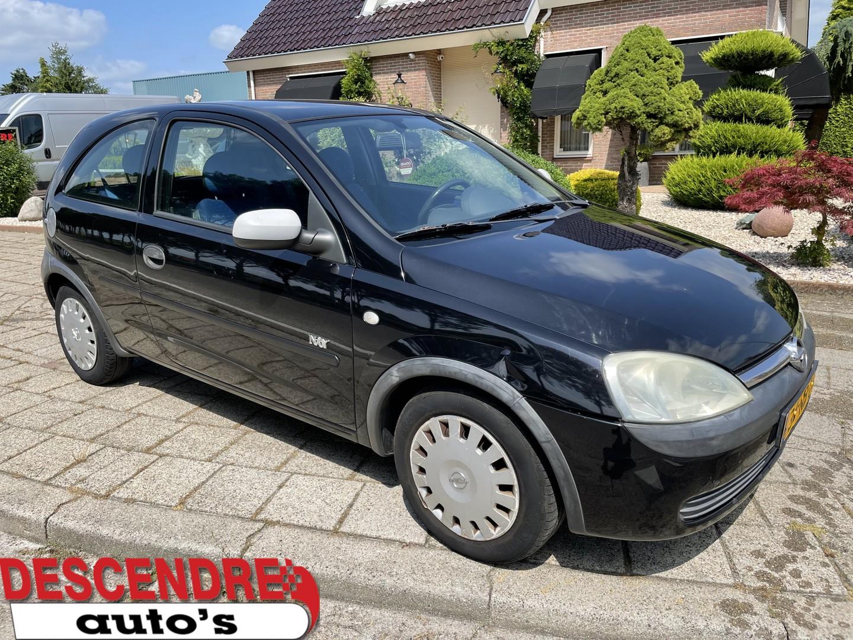Opel Corsa 1.2-16v njoy 3 drs