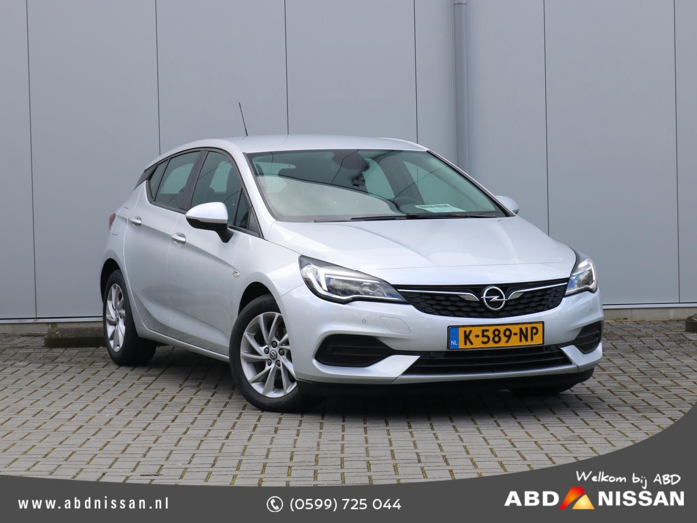 Opel Astra 1.2 turbo 110pk edition