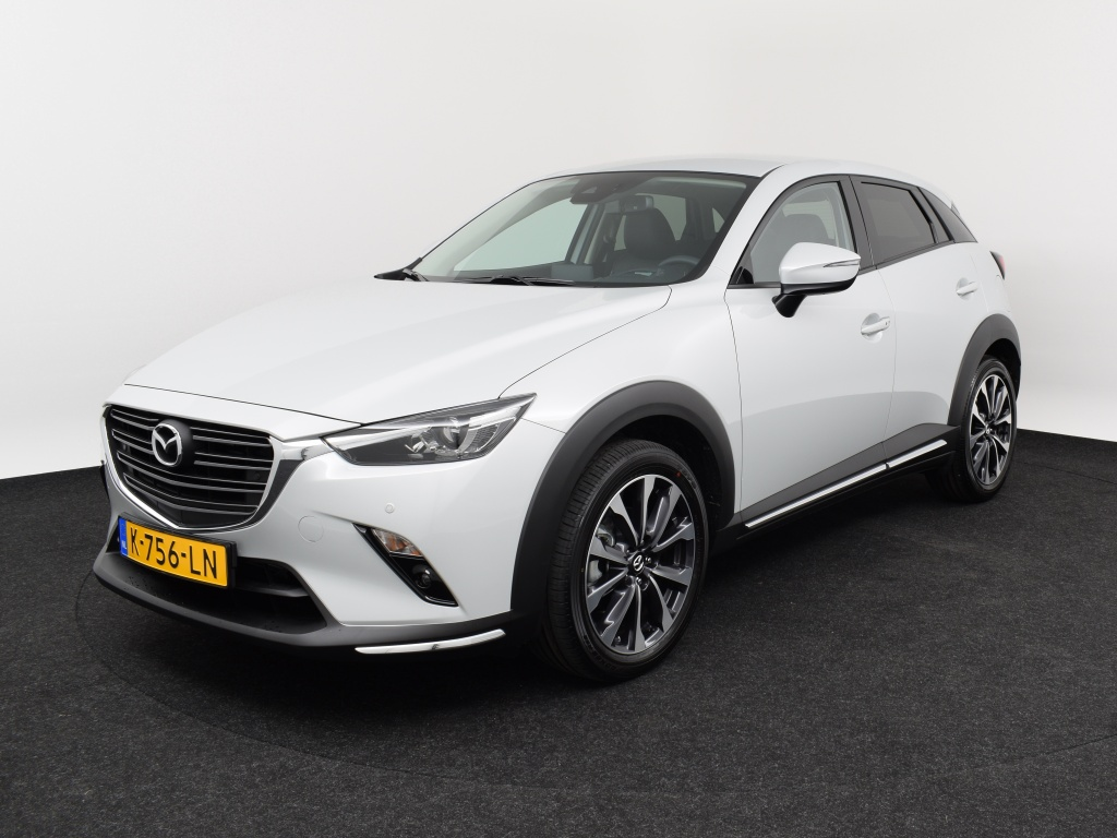 Mazda Cx-3 2.0 luxury automaat leder navi camera *demo*