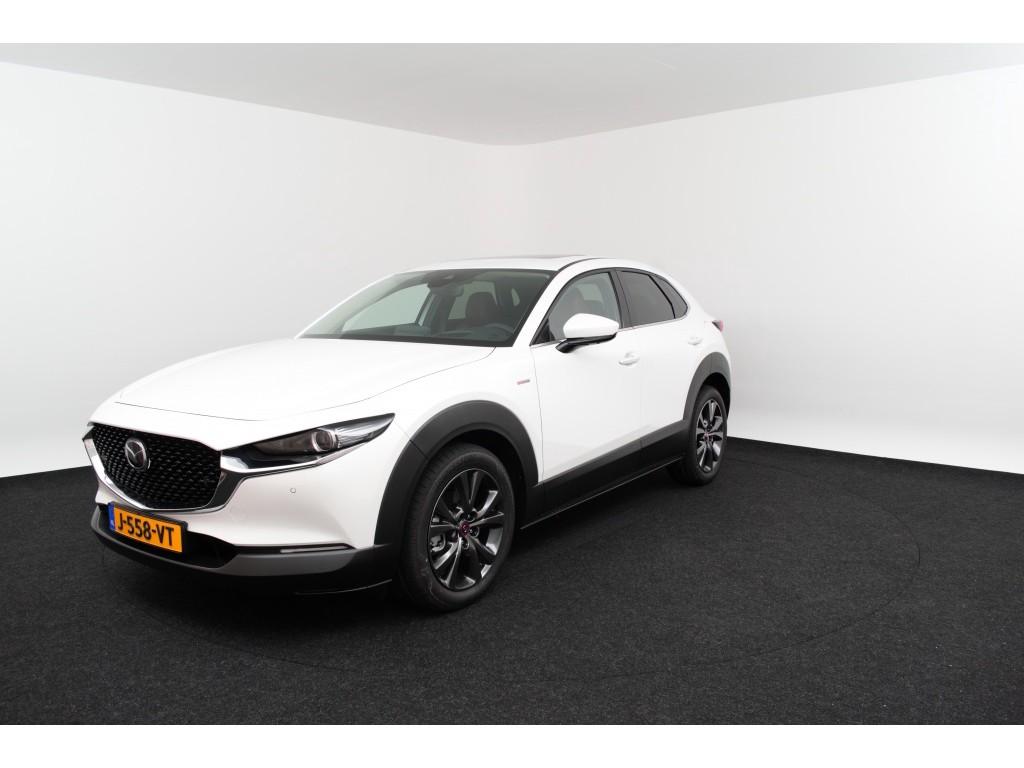 Mazda Cx-30 2.0 180pk 100th anniversary edition *full options* *demo*