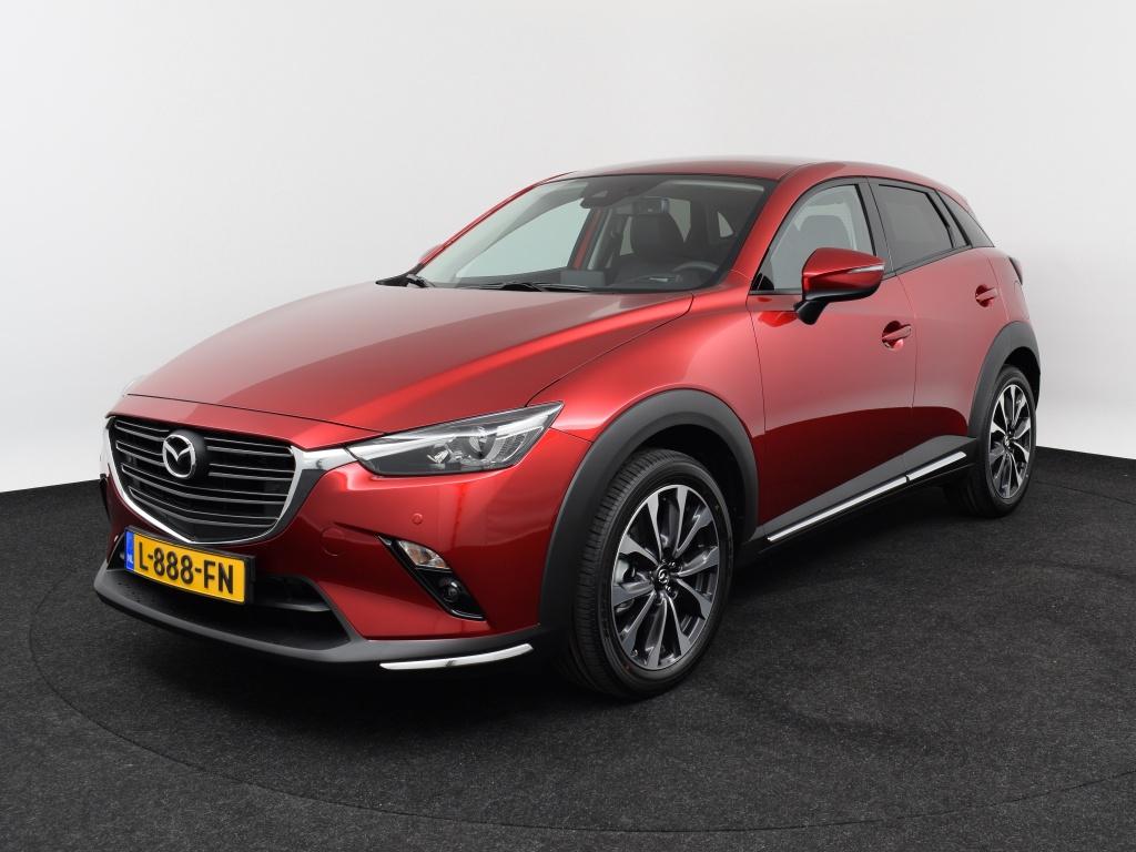Mazda Cx-3 2.0 luxury pdc lmv camera *demo*