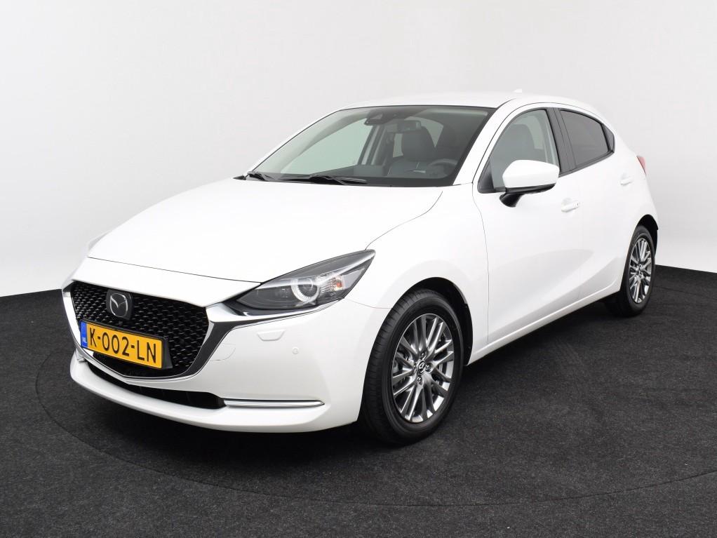 Mazda 2 1.5 signature 360camera navi pdc lmv *demo*
