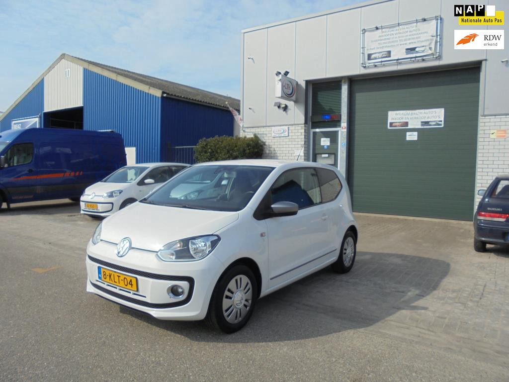 Volkswagen Up! 1.0 cheer up! bluemotion 3-deurs/bouwjaar 2013/airco/