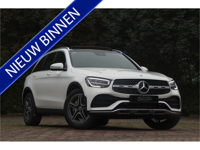 Mercedes-benz Glc Glc200 4matic premium ///amg - incl. btw l facelift l pano l cam - fabrieksgarantie!