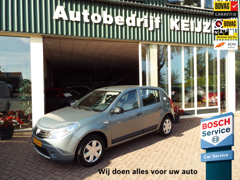 Dacia Sandero 1.2 ambiance airco-elktr ramen-nap-bovag