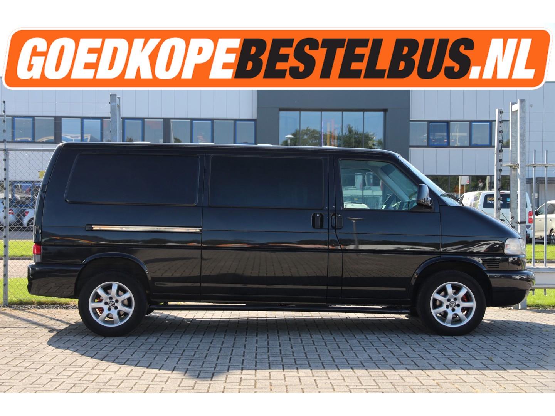 Volkswagen Transporter 2.5 tdi 102pk * aut. * uitzonderlijk mooi * dc * cruise * airco * liefhebbers auto..