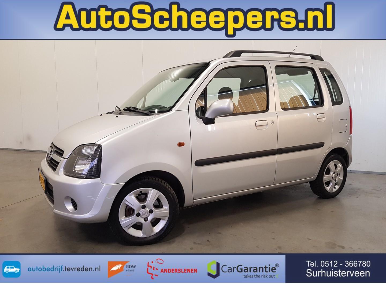 Opel Agila 1.2-16v maxx airco/lmv/el.pakket/nap