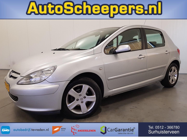 Peugeot 307 1.6-16v xsi clima/cruise/trhaak/lmv