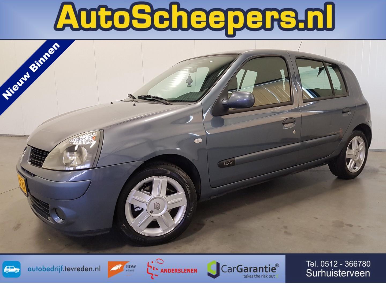 Renault Clio 1.2-16v drive airco/el.pakket/lmv