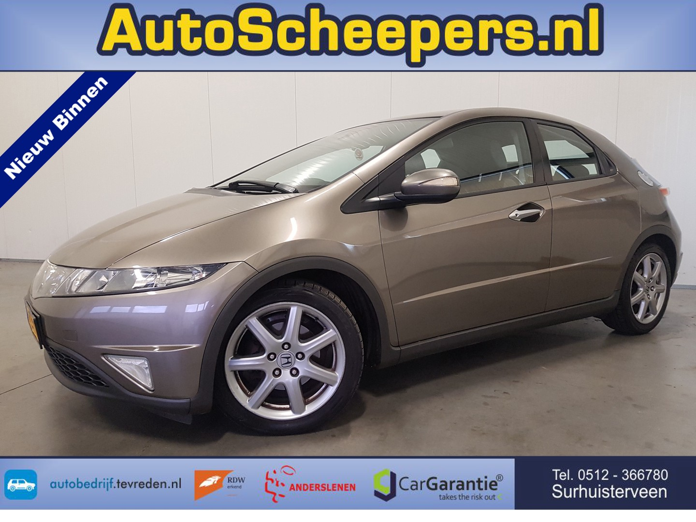 Honda Civic 2.2 ctdi sport clima/cruise/lmv/mp3