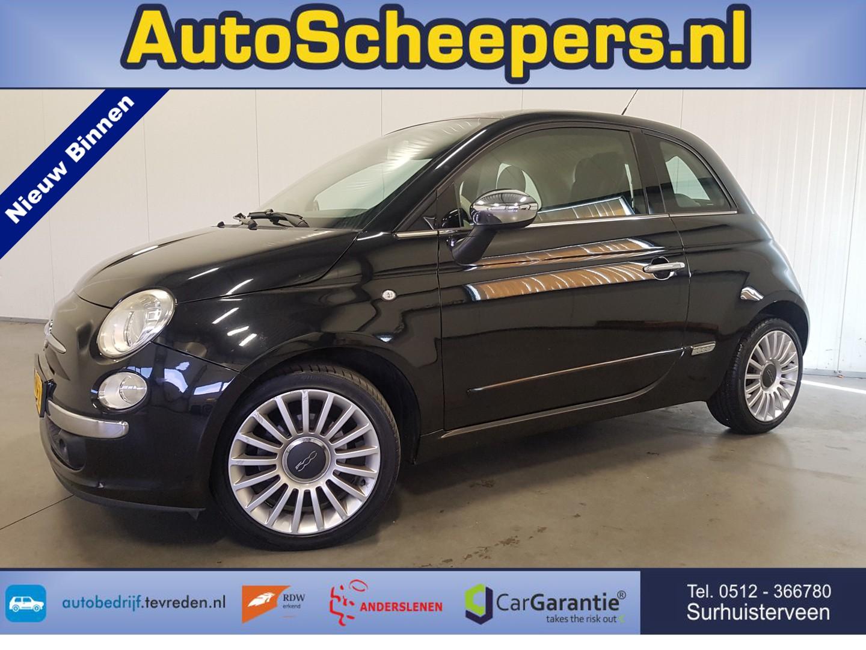 Fiat 500 0.9 twinair lounge navi/pano/airco/lmv