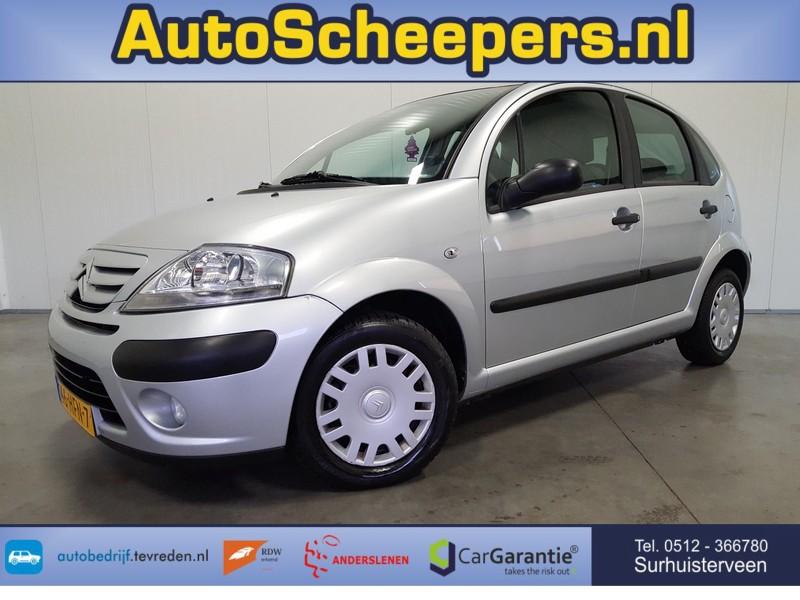 Citroën C3 1.4i ligne prestige airco