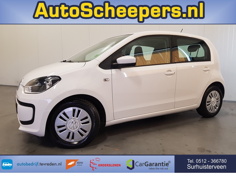 Volkswagen Up! 1.0 move up! bluemotion navi/airco/5drs/nap