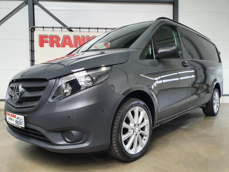 "Mercedes-benz Vito 116 cdi 163pk comfort plus l1h1 + 3 pers./navi/airco/cruise/pdc/18""lmv"