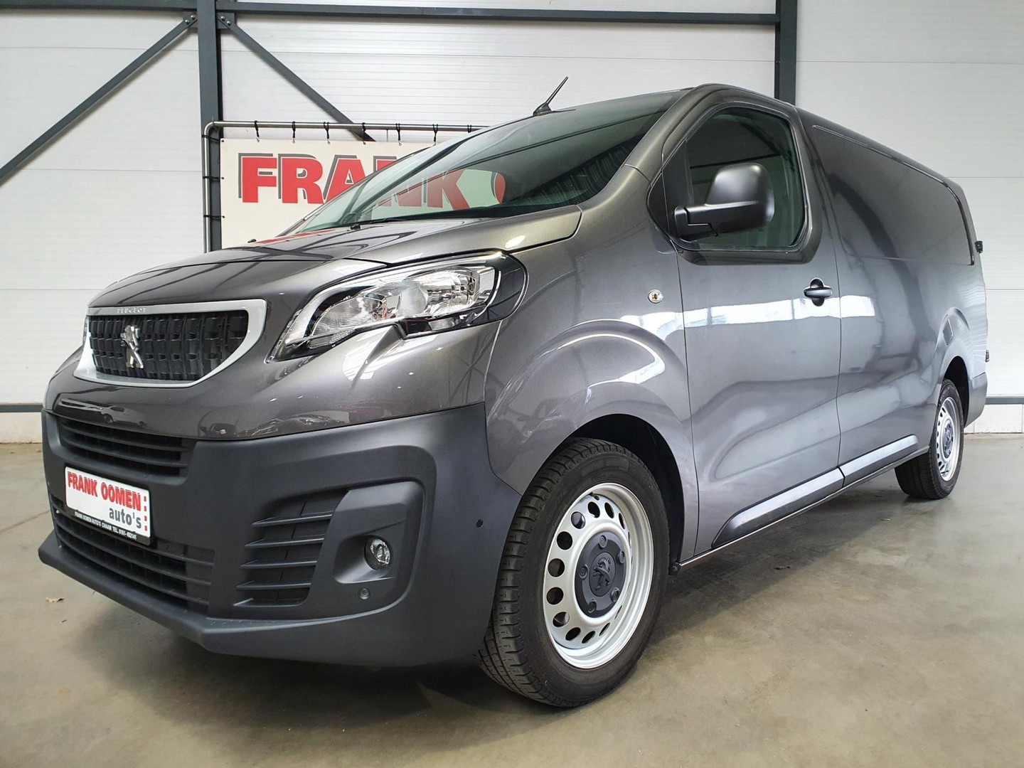Peugeot Expert 2.0 blue hdi 110kw l3 + 3pers/clima/cruise/apple/camera