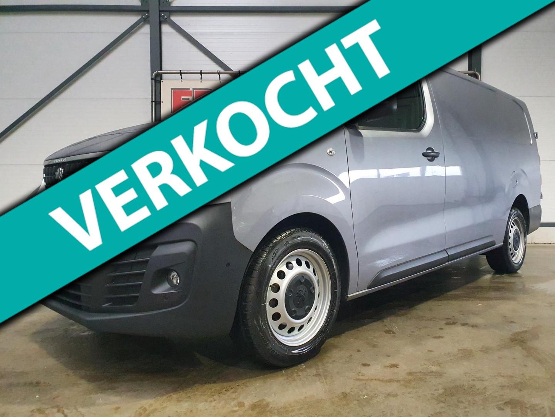 Peugeot Expert 2.0 bluehdi long premium l3 110kw + 3 pers/camera/cruise/clima