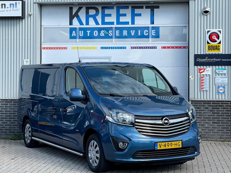 Opel Vivaro 1.6 cdti l2h1 sport ecoflex trekhaak, navi, cruise
