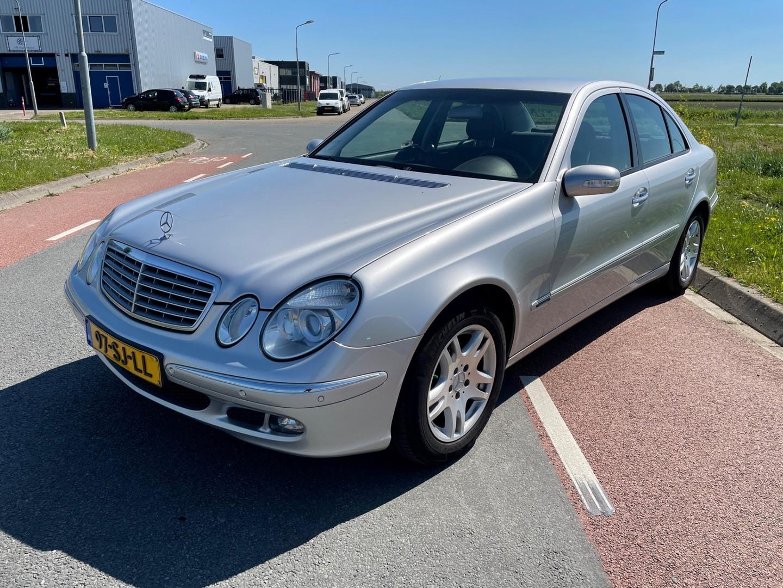 Mercedes-benz E-klasse 200 k. elegance nette auto
