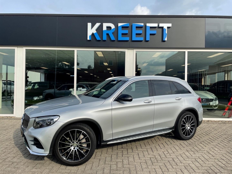 Mercedes-benz Glc 250 4matic prestige alarm