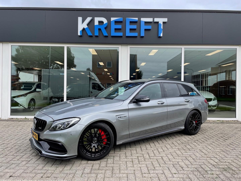 Mercedes-benz C-klasse Estate 63 amg s pano