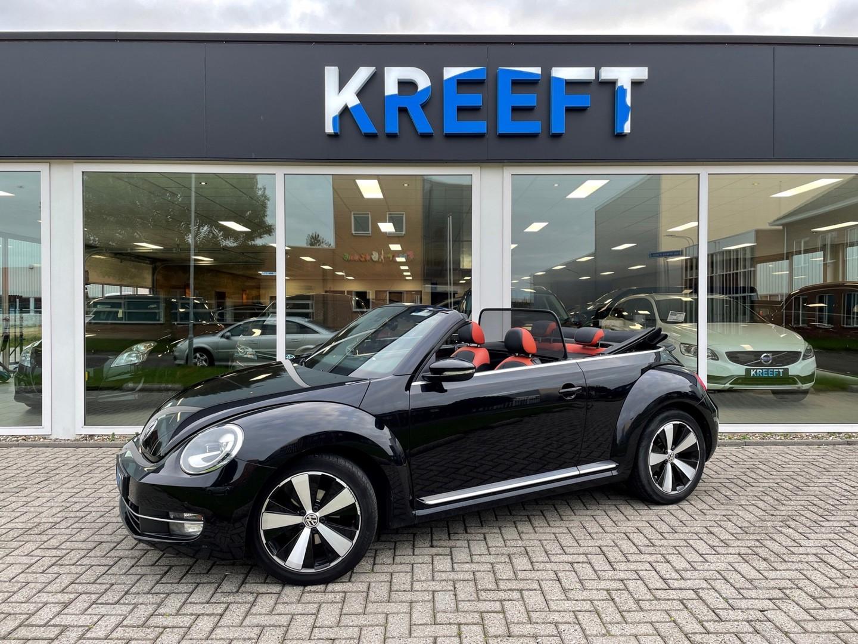 Volkswagen Beetle Cabriolet 1.4 tsi sport bluemotion speciale editie