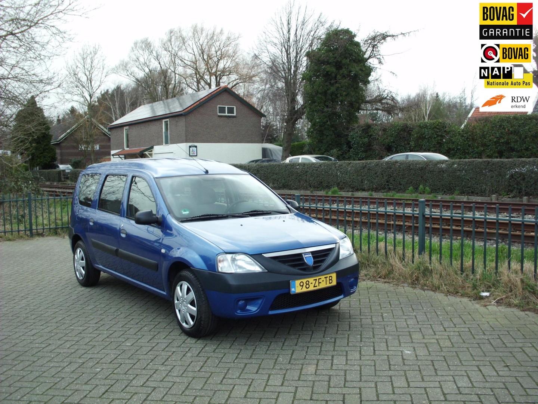 Dacia Logan Mcv 1.6 ambiance airco/trekhaak rijklaar