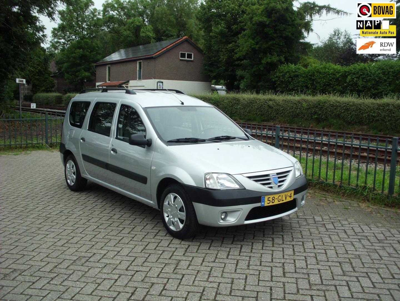 Dacia Logan Mcv 1.6-16v lauréate 7p. airco trekhaak rijklaar