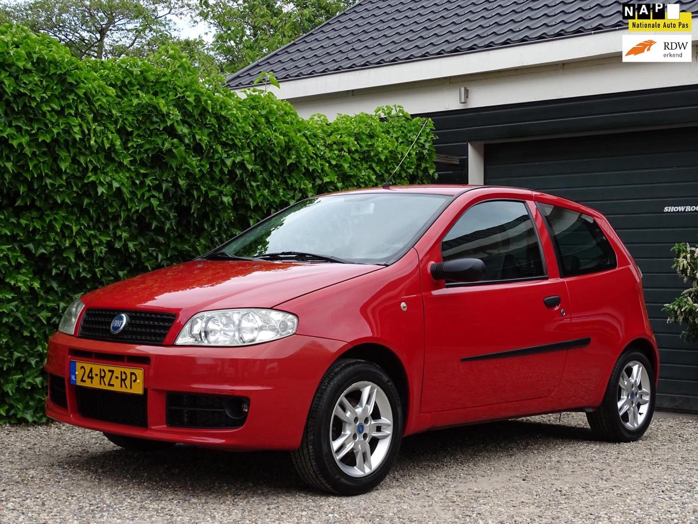 Fiat Punto 1.2-16v sportsound