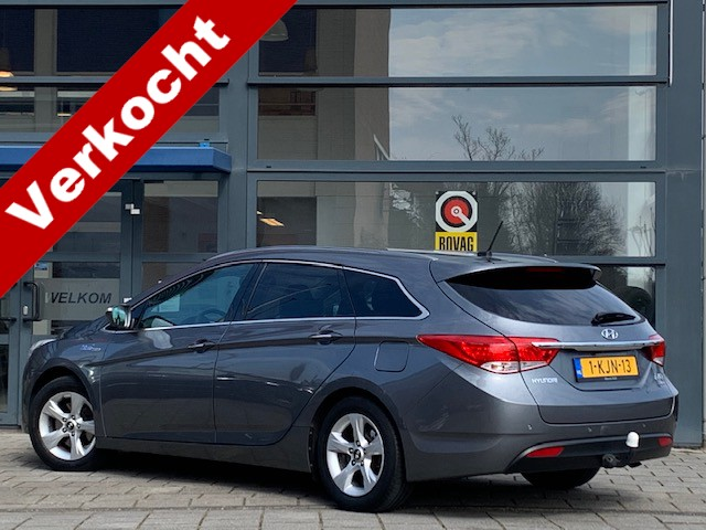Hyundai I40 Wagon 1.6 gdi blue business edition / airco / navigatie / station / ww glas / trekhaak