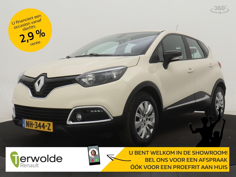 Renault Captur 90pk tce expression navigatie i climate control i trekhaak