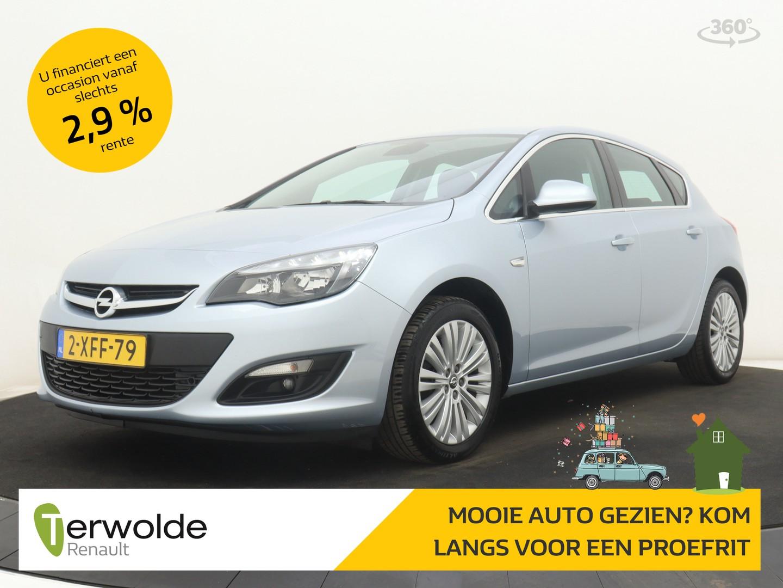 Opel Astra 1.4 turbo design edition navigatie i airco i trekhaak