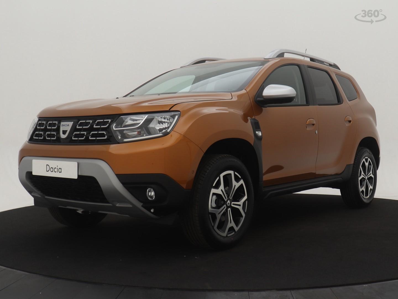 Dacia Duster 100 pk tce bi-fuel prestige proefrit aan huis mogelijk!