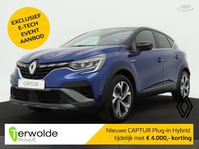 Renault Captur 140 hybrid r.s. line