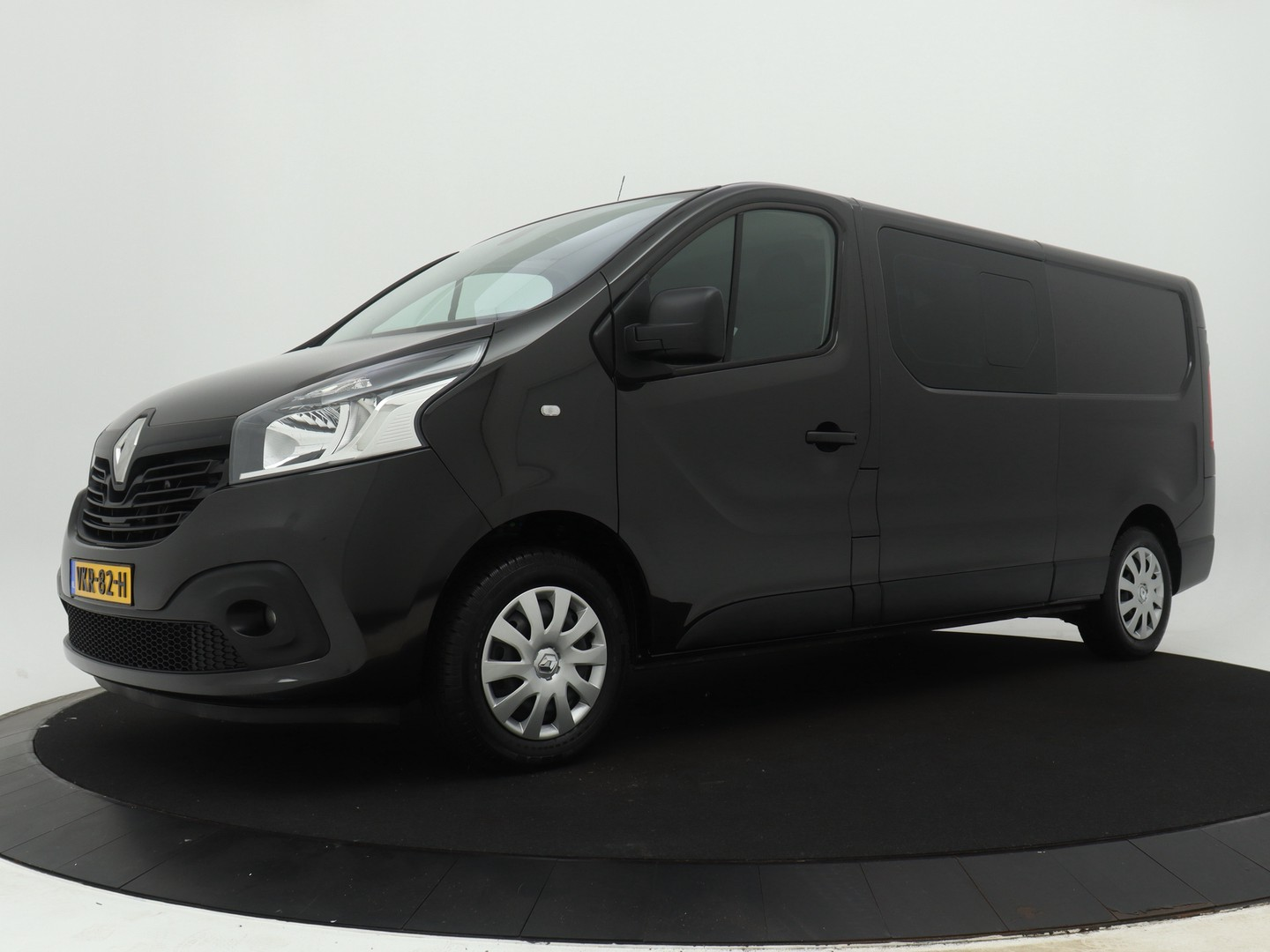 Renault Trafic 1.6 dci t29 120pk l2h1 dc work edition energy r-link navigatie i camera i airco