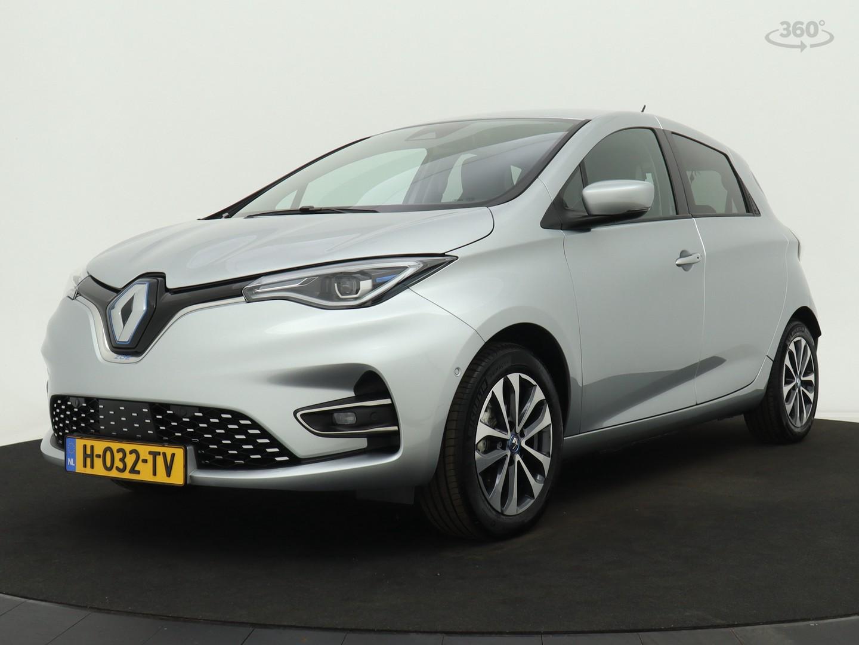 Renault Zoe R135 intens 52kwh accuhuur