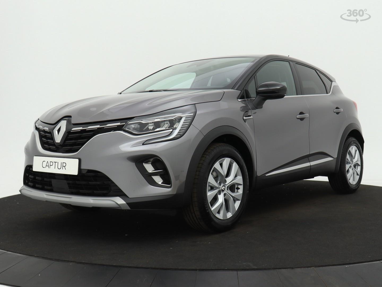 Renault Captur 1.3 tce 140 edc intens automaat